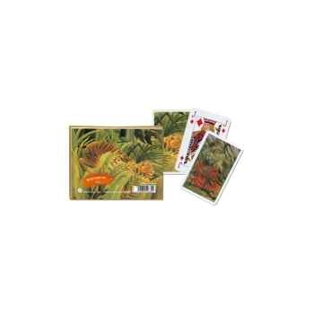 Rousseau - tigres Piatnik-jeux 223341