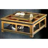 table a pavois epoque 19eme 100 x 40 x 100 cm ca003