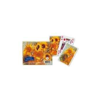 Van gogh - tournesols Piatnik-jeux 227448