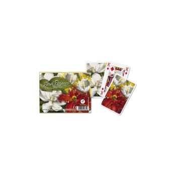Légance florale Piatnik-jeux 228148