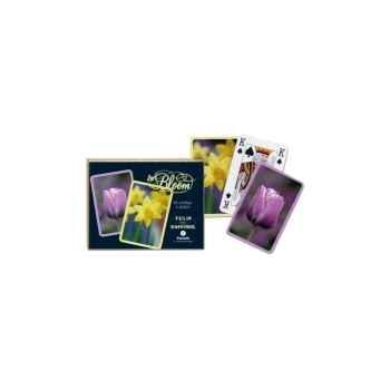 Tulip + daffodil Piatnik-jeux 258442