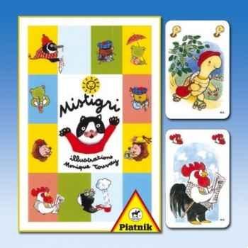 Mistigri animaux Piatnik-jeux 487613