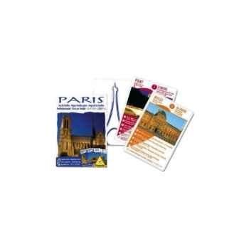 Paris souvenir, jeu de familles Piatnik-jeux 488610