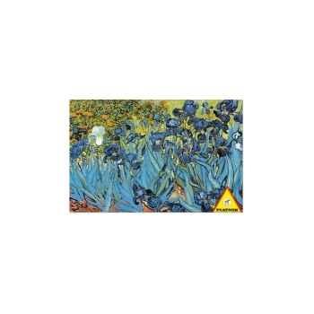 Vincent van gogh, les iris Piatnik-jeux 533167