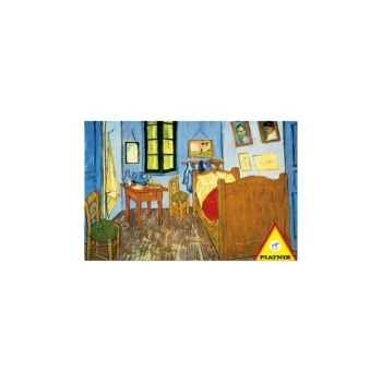 Vincent van gogh, chambre à arles Piatnik-jeux 533860