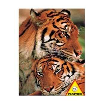 Couple de tigres Piatnik-jeux 540561