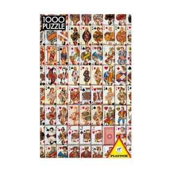 Cartes à jouer 1000 Piatnik-jeux 543746