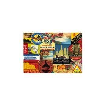 Vacances américaines 6000 Piatnik-jeux 549694