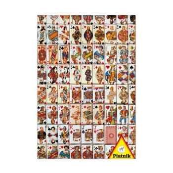 Cartes à jouer 6000 Piatnik-jeux 549991