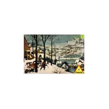 Brueghel, chasseurs dans la neige Piatnik-jeux 552342