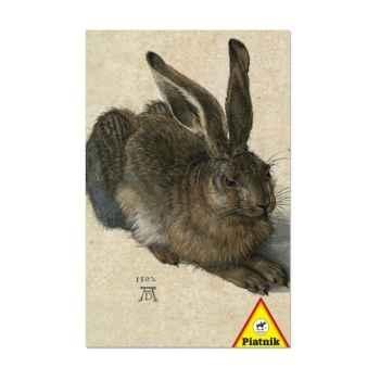 A. dürer, le lièvre Piatnik-jeux 561641