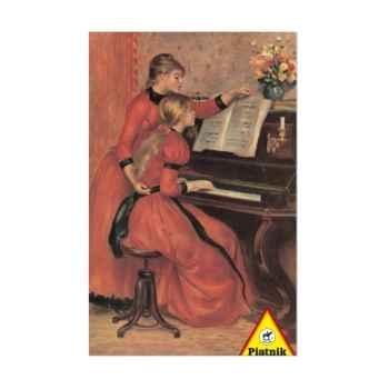 Renoir, la leçon de piano Piatnik-jeux 563546