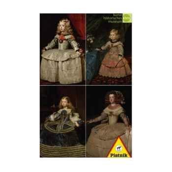 Velasques, princesses espagnoles Piatnik-jeux 563744