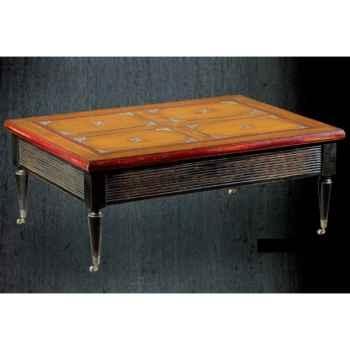 Table Royal Navy, époque 19ème, 110 x 40 x 80 cm - RN-601