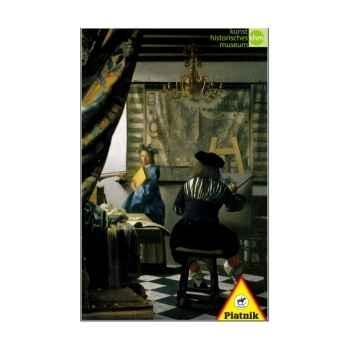 Vermeer, studio de l'artiste Piatnik-jeux 564048