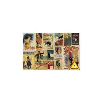 Affiches célèbres Piatnik-jeux 564246