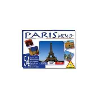 Paris souvenir, mémo Piatnik-jeux 710339