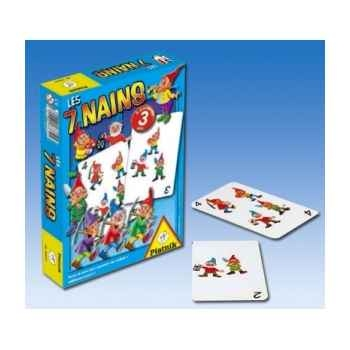 Les 7 nains Piatnik-jeux 738104