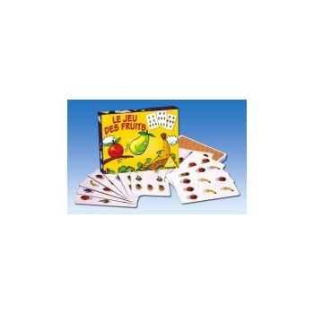 Le jeu des fruits Piatnik-jeux 750090