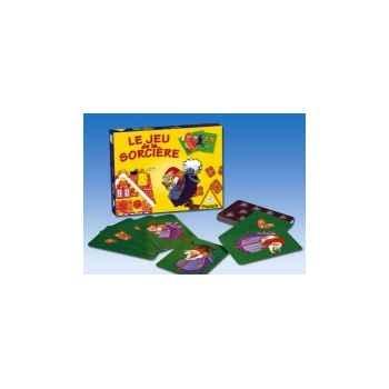 Le jeu de la sorcière Piatnik-jeux 750298