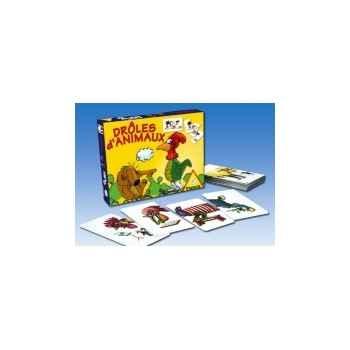 Drôles d'animaux Piatnik-jeux 750496