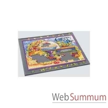 Puzzle Jigboard plateaux 500 Puzzle Michèle Wilson J4