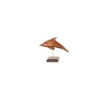 Lasterne - Les miniatures sur socle - Le dauphin en mer - 22 cm - Last-ADA022S-R