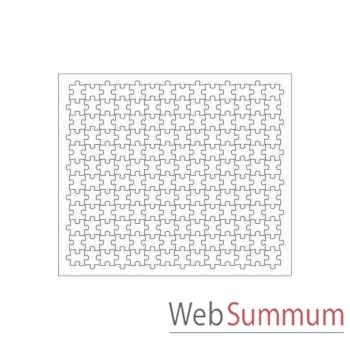 Puzzle Decoupe diabolique Puzzle Michèle Wilson M35-40