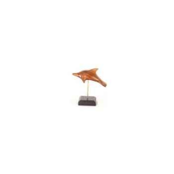 Lasterne - Les miniatures sur socle - Le dauphin en mer - 18 cm - Last-ADA018S-R