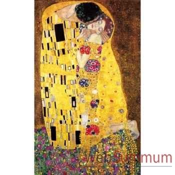 Puzzle Le baiser klimt Puzzle Michèle Wilson P108-1000