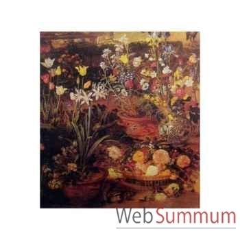 Puzzle Jardin fleuri Puzzle Michèle Wilson A971-1200