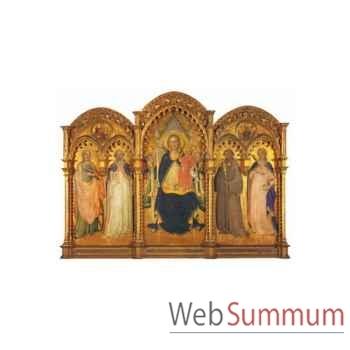 Puzzle Vierge aux 2 anges Puzzle Michèle Wilson A937-150