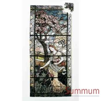 Puzzle Le printemps grasset Puzzle Michèle Wilson A902-150