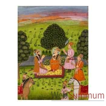 Puzzle Shah jahan et son fils Puzzle Michèle Wilson A992-150