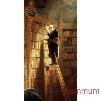 Puzzle Le rat de bibliotheque Puzzle Michèle Wilson A994-150