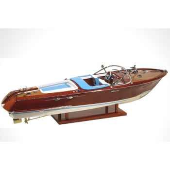 Maquette Runabout Italien -Riva Aquarama Special - Licence Officielle RIVA - R-AQUASPE58