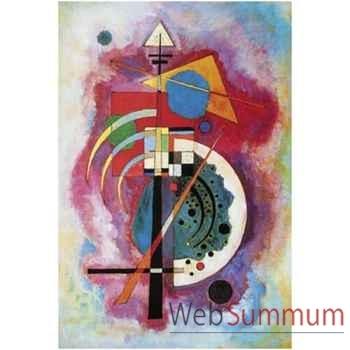 Puzzle Hommage a grohmann Puzzle Michèle Wilson A709-250