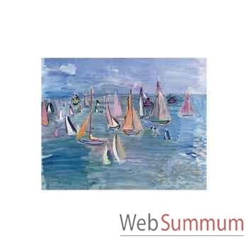 Puzzle Regates dufy Puzzle Michèle Wilson A829-250