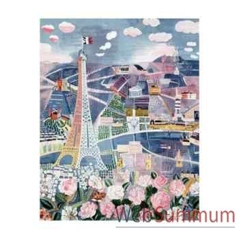 Puzzle Paris au printemps Puzzle Michèle Wilson A851-250