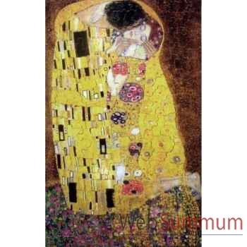 Puzzle Le baiser klimt Puzzle Michèle Wilson P108-250