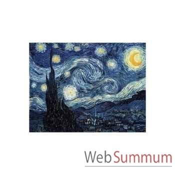 Puzzle Nuit etoilee Puzzle Michèle Wilson A848-350