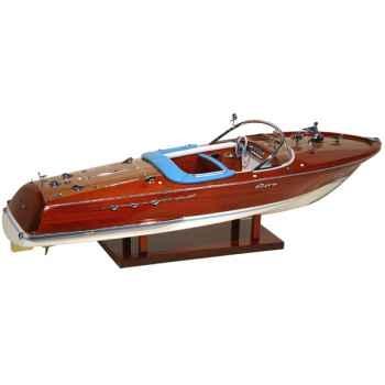 Maquette Runabout Italien-Riva Super Ariston - Licence Officielle RIVA - R-SARIS69