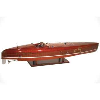 Maquette Runabout Américan - Babybootlegger - Collection Riva - R-BABY50