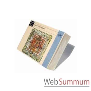 Puzzle Mandala de la medecine Puzzle Michèle Wilson A513-500