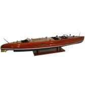 maquette runabout americain typhoon collection riva rtyph92