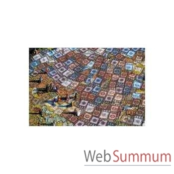 Puzzle Cotonnade a jaipur s Puzzle Michèle Wilson A229-500