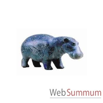 Puzzle Hippopotame Puzzle Michèle Wilson A561-80