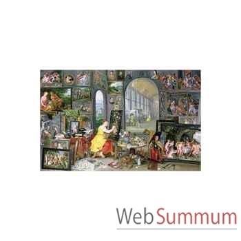 Puzzle Allegorie de la peinture Puzzle Michèle Wilson A916-900