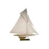 maquette voilier classe j reliance v rel75