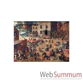 Puzzle Jeux d enfants bruegel Puzzle Michèle Wilson W118-100